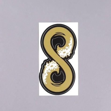 Jake Owen Gold Sticker