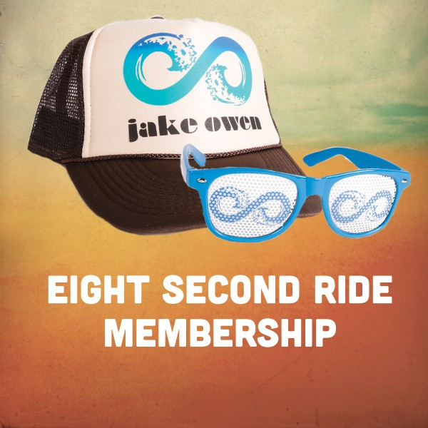Eight Second Ride - 1 Year Fan Club Membership