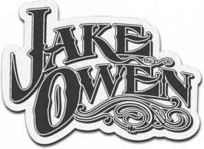 Jake Owen Logo Sticker
