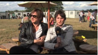 Interview to Global Cool (V Festival 2009)