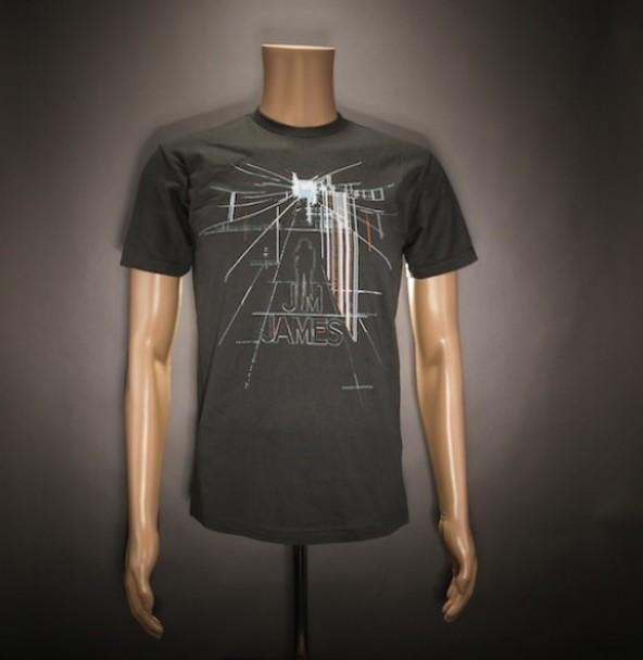 """Regions"" Mens T-Shirt"