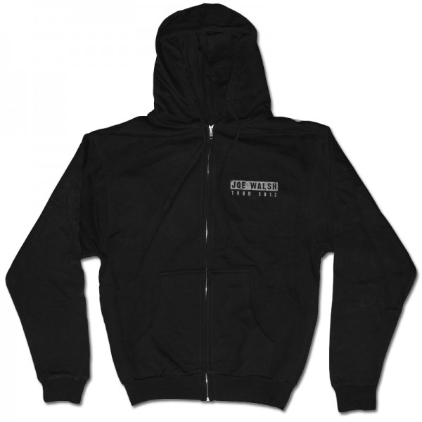 Analog Man Tour Hoodie image