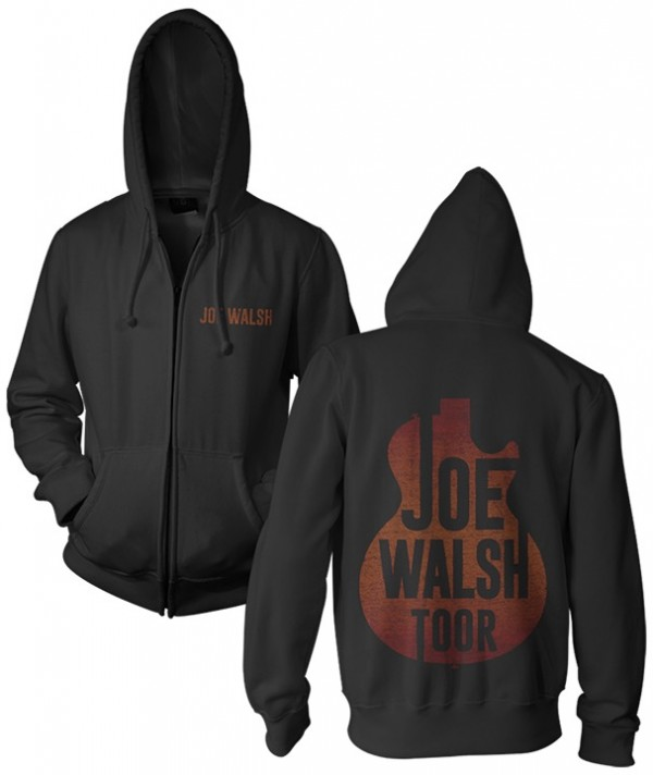 Joe Walsh Toor Zip Hoodie