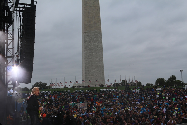 Unite To Face Addiction – National Mall in Washington D.C.