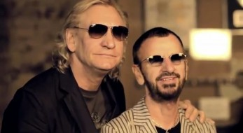 Joe Walsh at Ringo Starr's Peace and Love Celebration