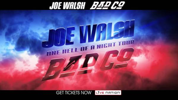 Joe Walsh & Bad Company