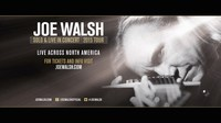 Joe Walsh Fall 2015 Tour