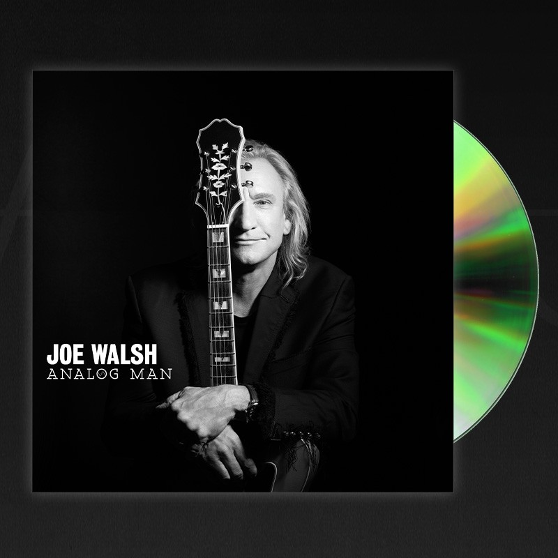 Analog Man (CD/ DVD Combo Deluxe Edition)
