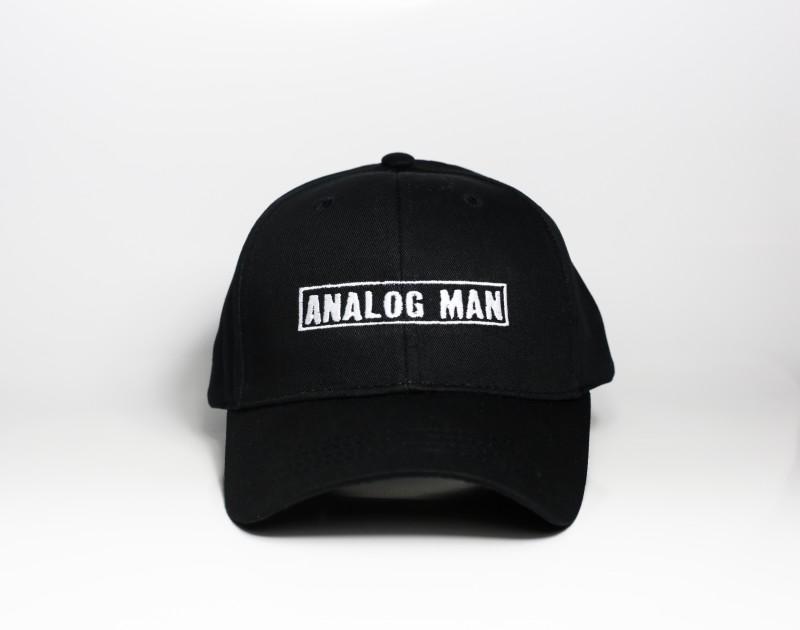Analog Man Adjustable Hat