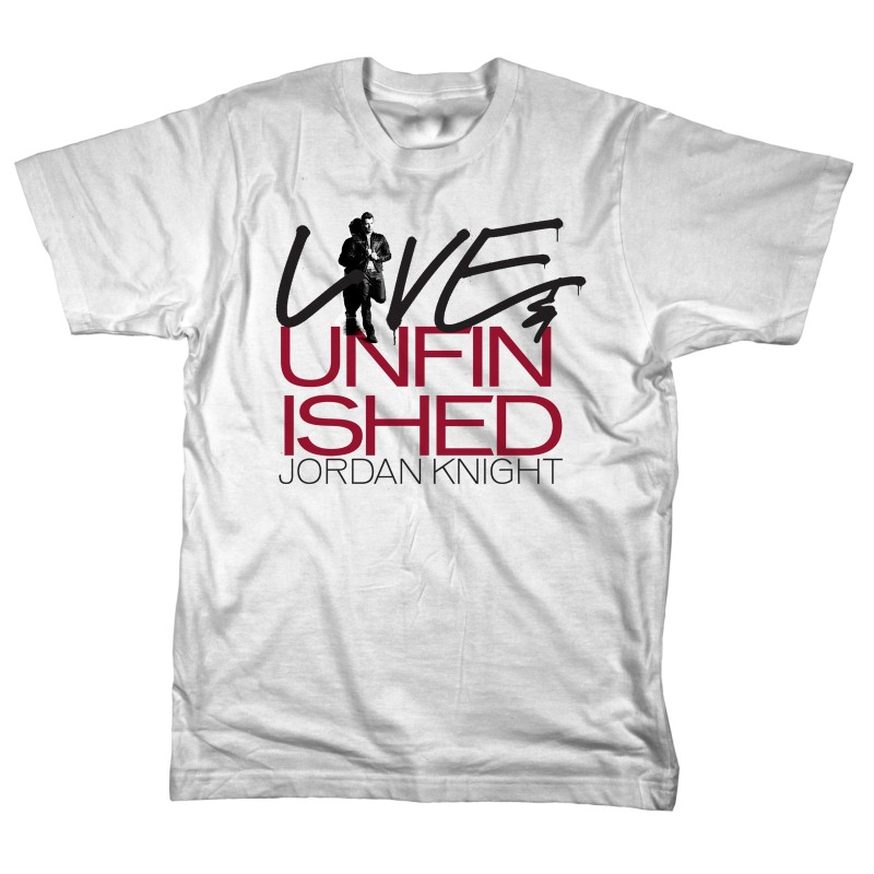 Live & Unfinished Shirt