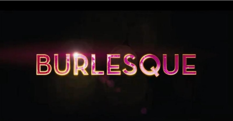 Burlesque's Official Trailer