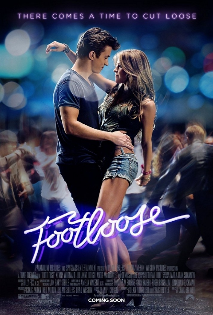 Official Footloose Trailer