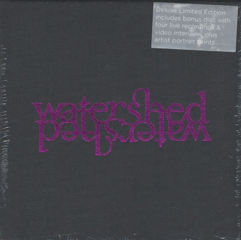 Watershed  CD/DVD (2008)