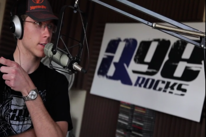 2010/05/18 - Fargo, ND - radio interview
