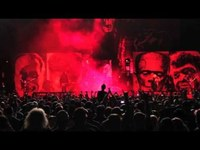 Rob Zombie Feat Munky and Head from Korn - 'Am I Evil?' live