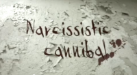'Narcissistic Cannibal' Featuring Skrillex & Kill The Noise lyric video