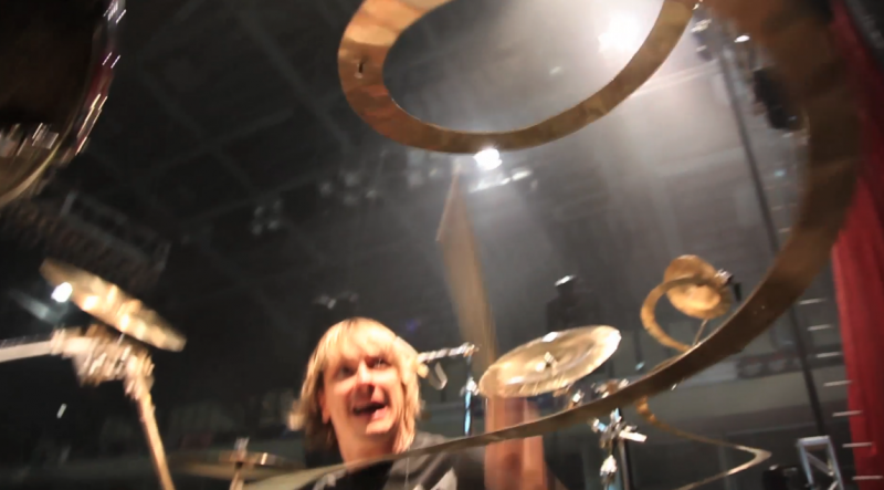 2010 - Odd cymbals