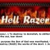 Hell Razer avatar
