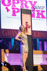 Women Rock for The Cure at Grand Ole Opry