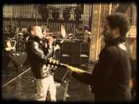 Lenny Kravitz And Trombone Shorty Jamming at Minneapolis soundcheck
