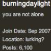 burningdaylight avatar