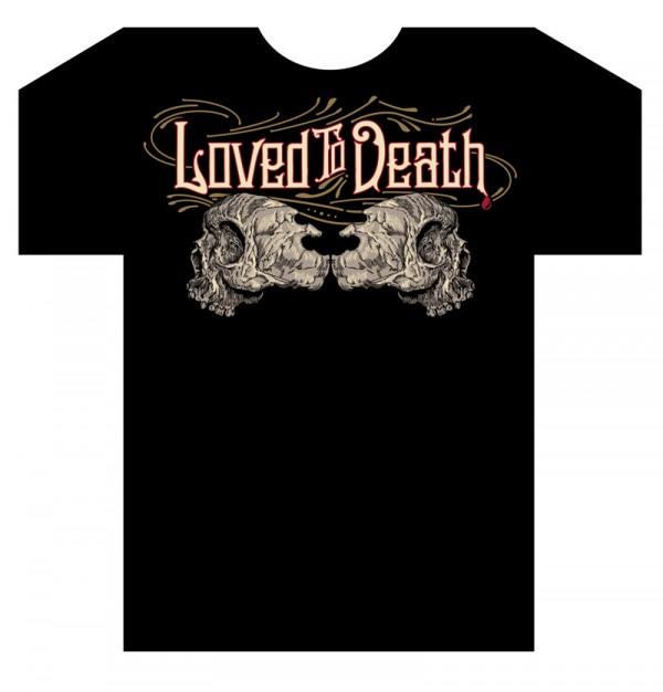 Logo Skull T-Shirt