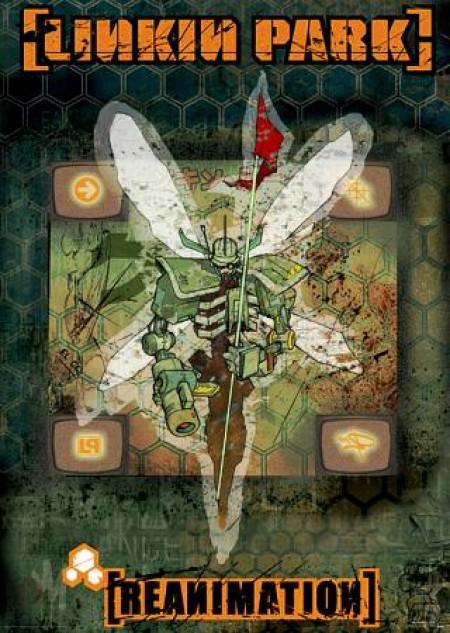 Linkin Park Reanimation Cartaz