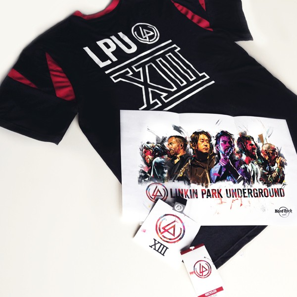 LPU XIII Merchandise Package