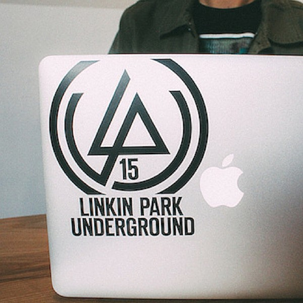 LPU 15 Vinyl Decal Sticker
