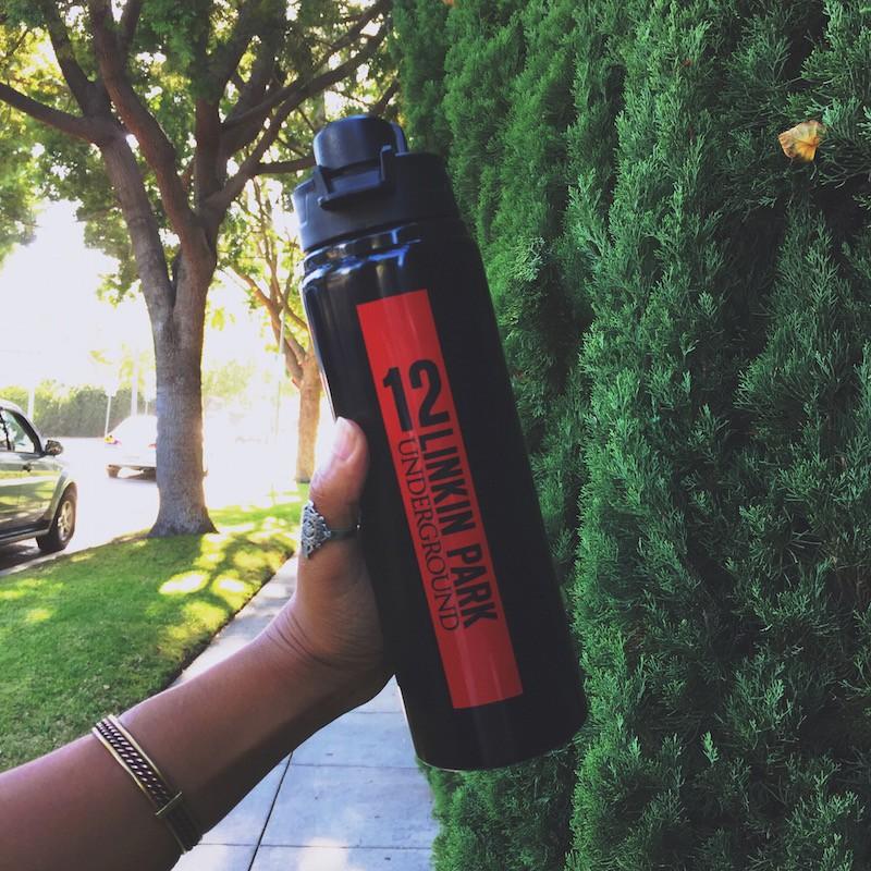 LPU 12 Water Bottle