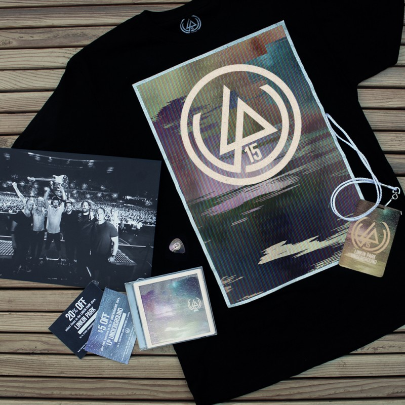 LPU 15 Merchandise Package