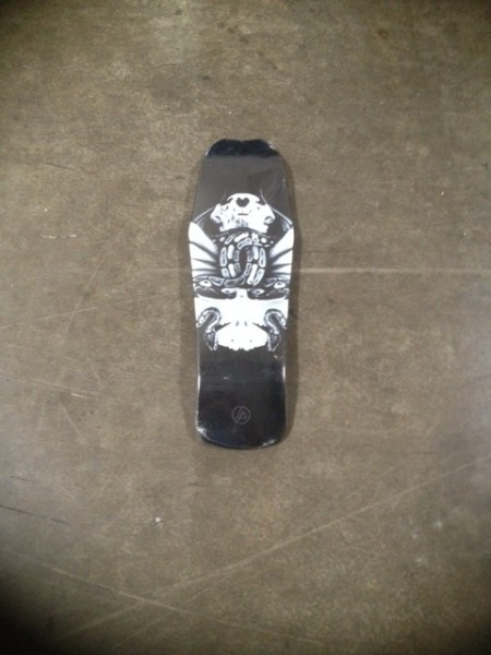 LPU Thousand Suns - Limited Edition Skateboard Deck