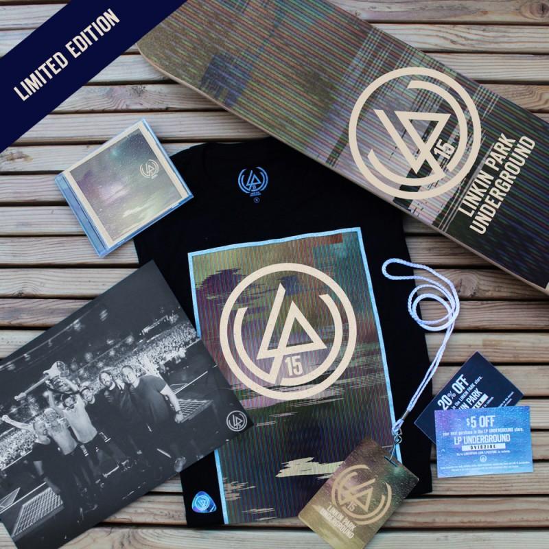 LPU 15 Bundle + Skate Deck (Limited Edition)