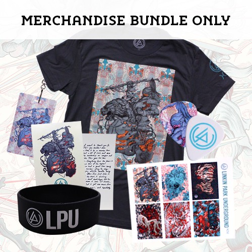 LPU XIV Merchandise Package