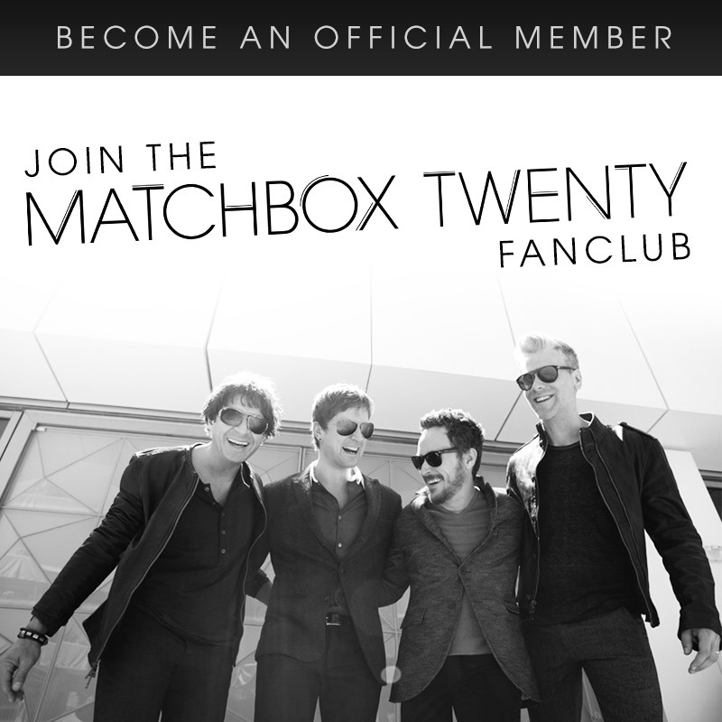 Matchbox Twenty Fan Community
