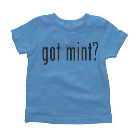 I Got Mint? - Boys Kid's Tee