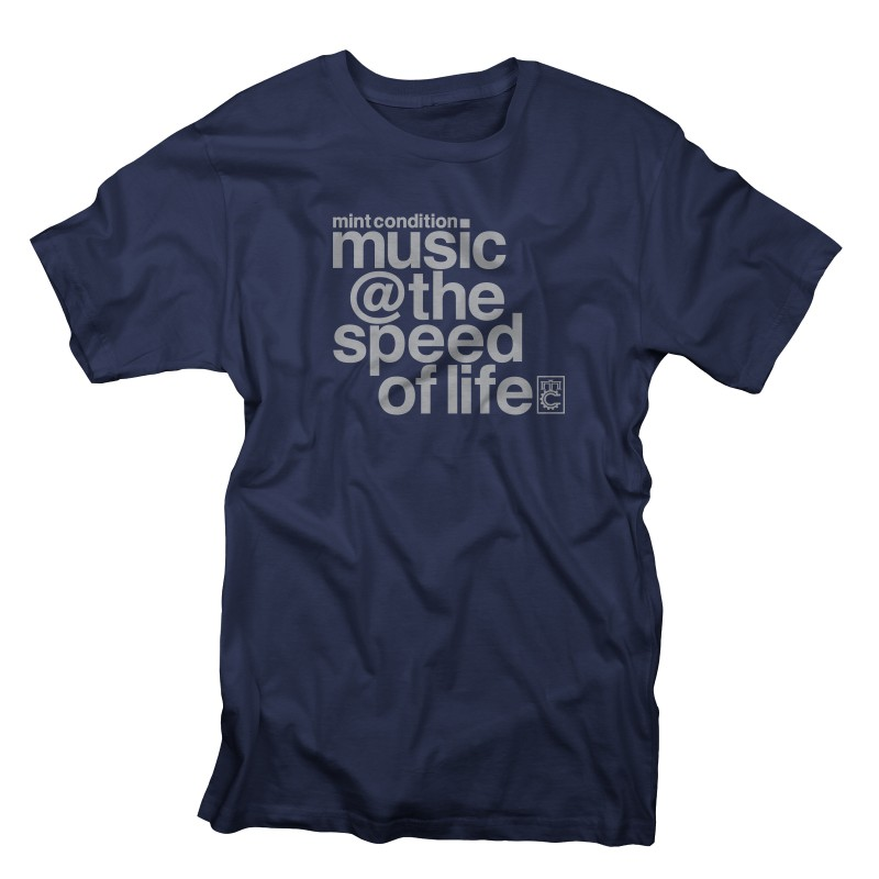 Music @ The Speed Of Life T-Shirt