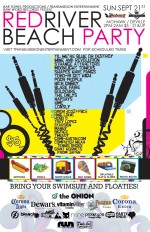 RED RIVER BEACH PARTY