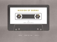Mission Of Burma