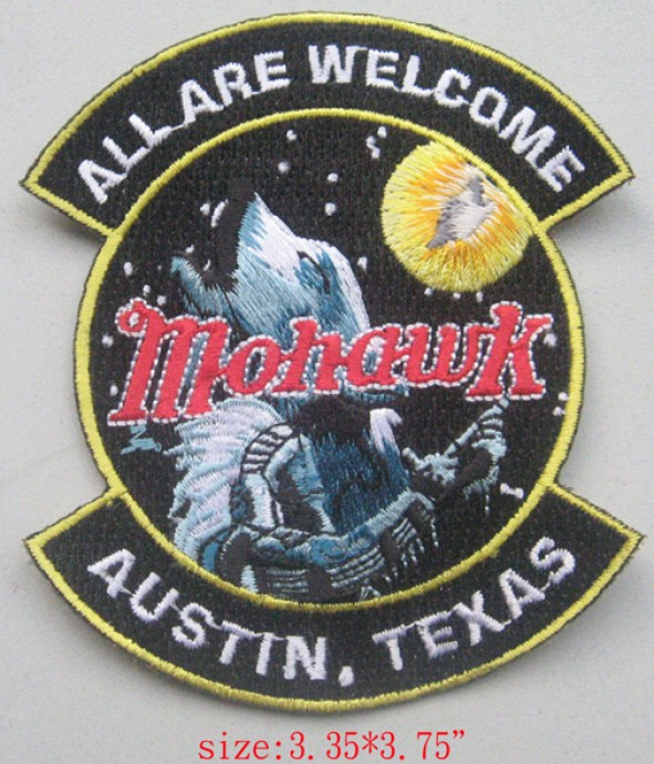 Mohawk Patch