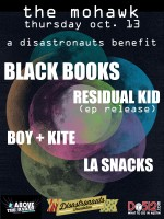 Disastronauts Benefit
