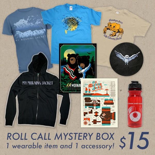 Roll Call Mystery Box