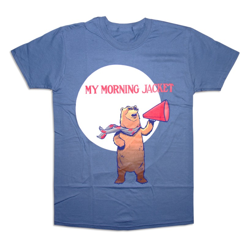 MMJ Bear T-Shirt (Points)