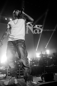 Nas in Chicago
