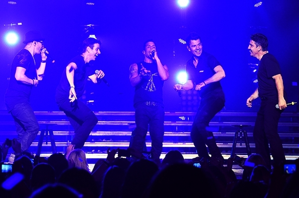 Image for New Kids on the Block After Dark Las Vegas Concert: The Top 10 Moments