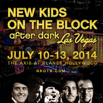Image for NKOTB: AFTER DARK! Las Vegas July 10-13