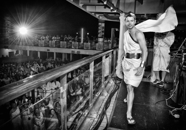NKOTB CRUISE 2011 - PJ JAM & TOGA NIGHT