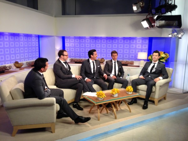 Today Show April 3rd, 2013