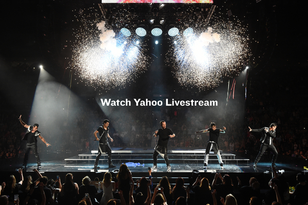 Image for Re-live Yahoo Livestream