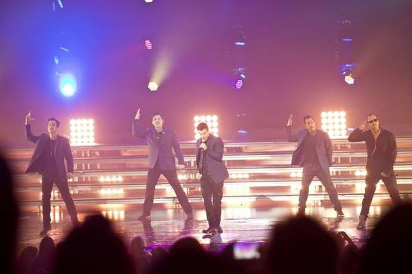Image for Photos: Are New Kids on the Block joining the list of Las Vegas headliners?